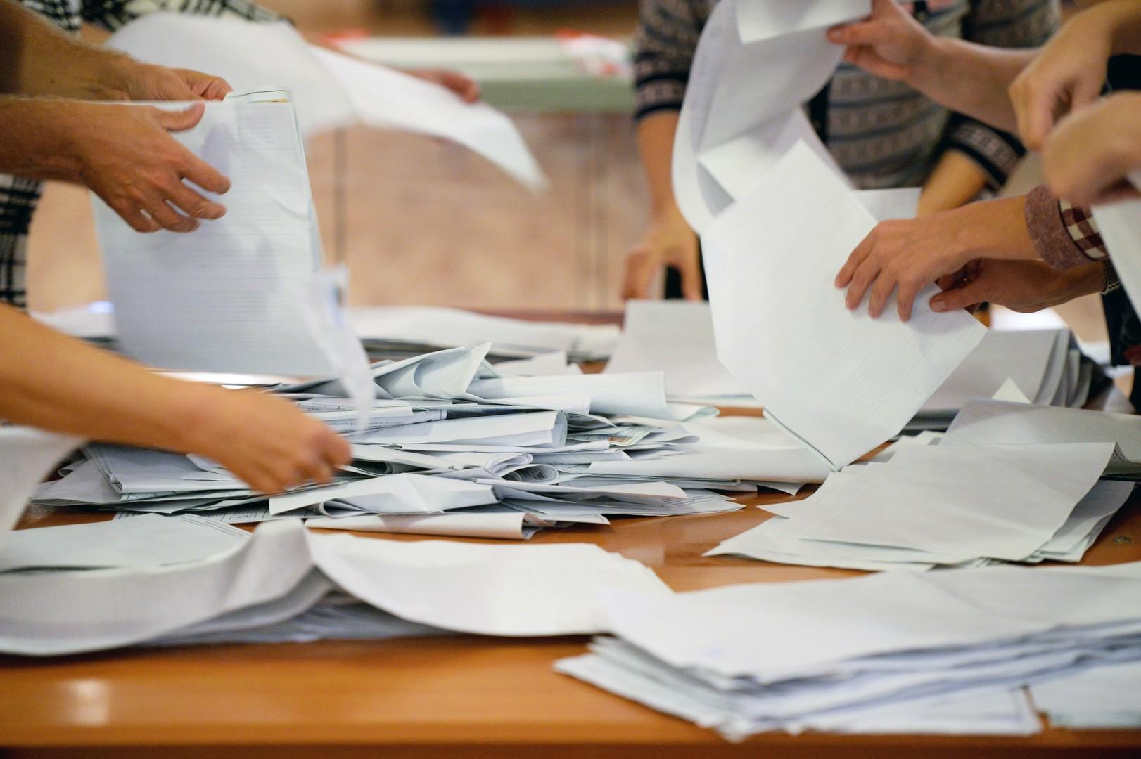 Выборы в Госдуму 2016: хроника событий