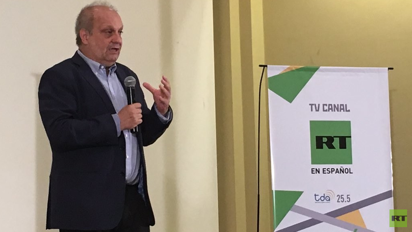 Министр информации Аргентины: премьера фильмов RT — новый этап вещания канала в стране