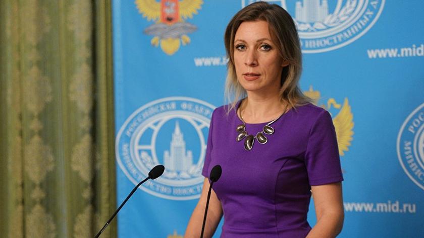 Захарова раскрыла смысл послания Байдена президенту Украины