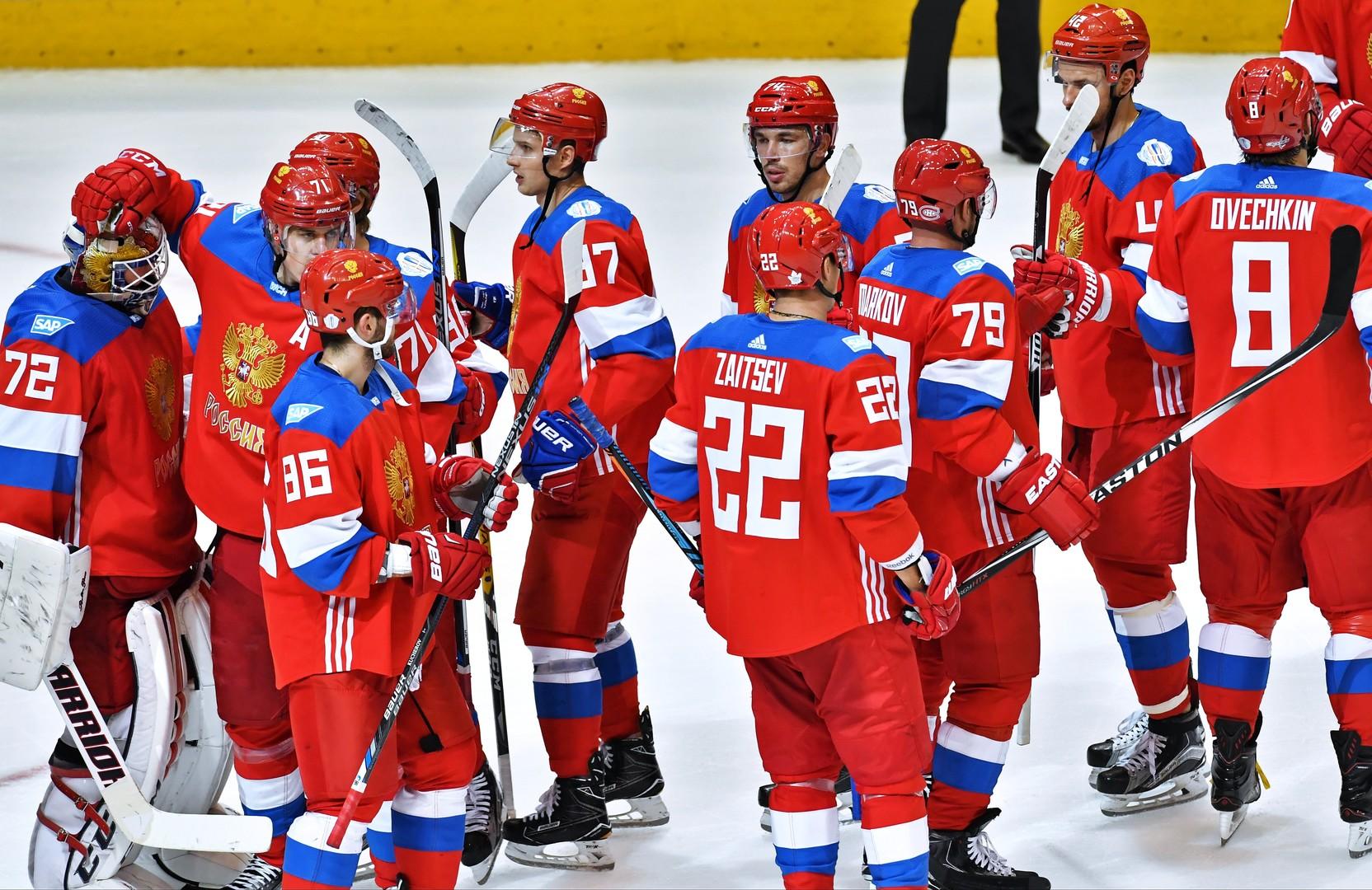 Навстречу Канаде: сборная России вышла в полуфинал Кубка мира по хоккею