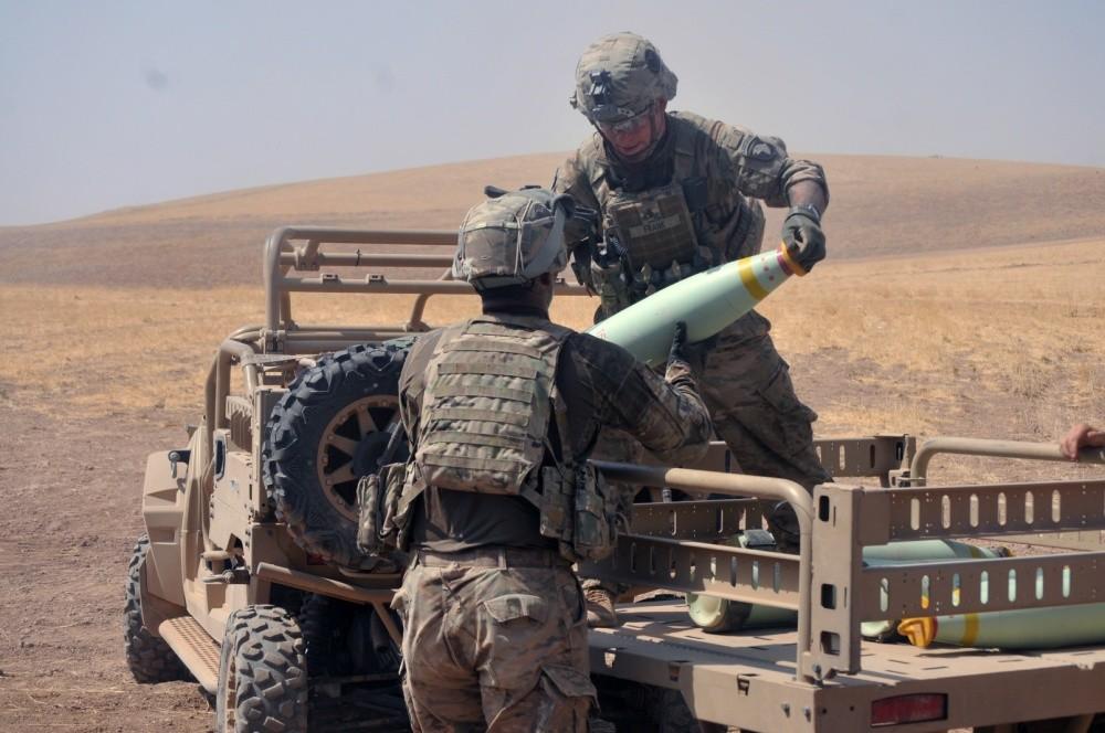 WP: в Пентагоне не могут объяснить механизм применения белого фосфора в Ираке