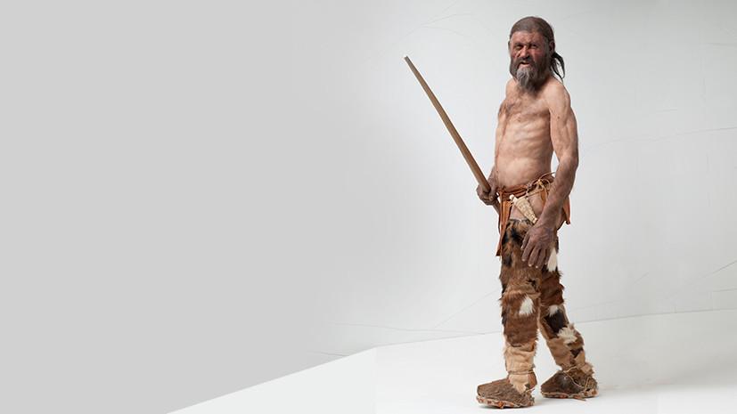 Как умер Эци: стали известны новые факты из жизни «тирольского ледяного человека»