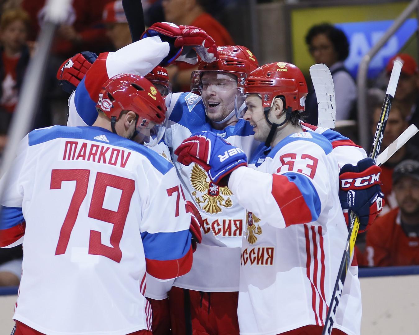 «За Россию не было стыдно»: Кожевников — RT о выступлении сборной на Кубке мира по хоккею