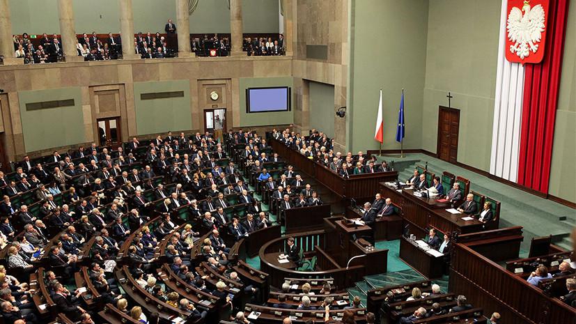 Малый бизнес Польши гибнет из-за антироссийской политики