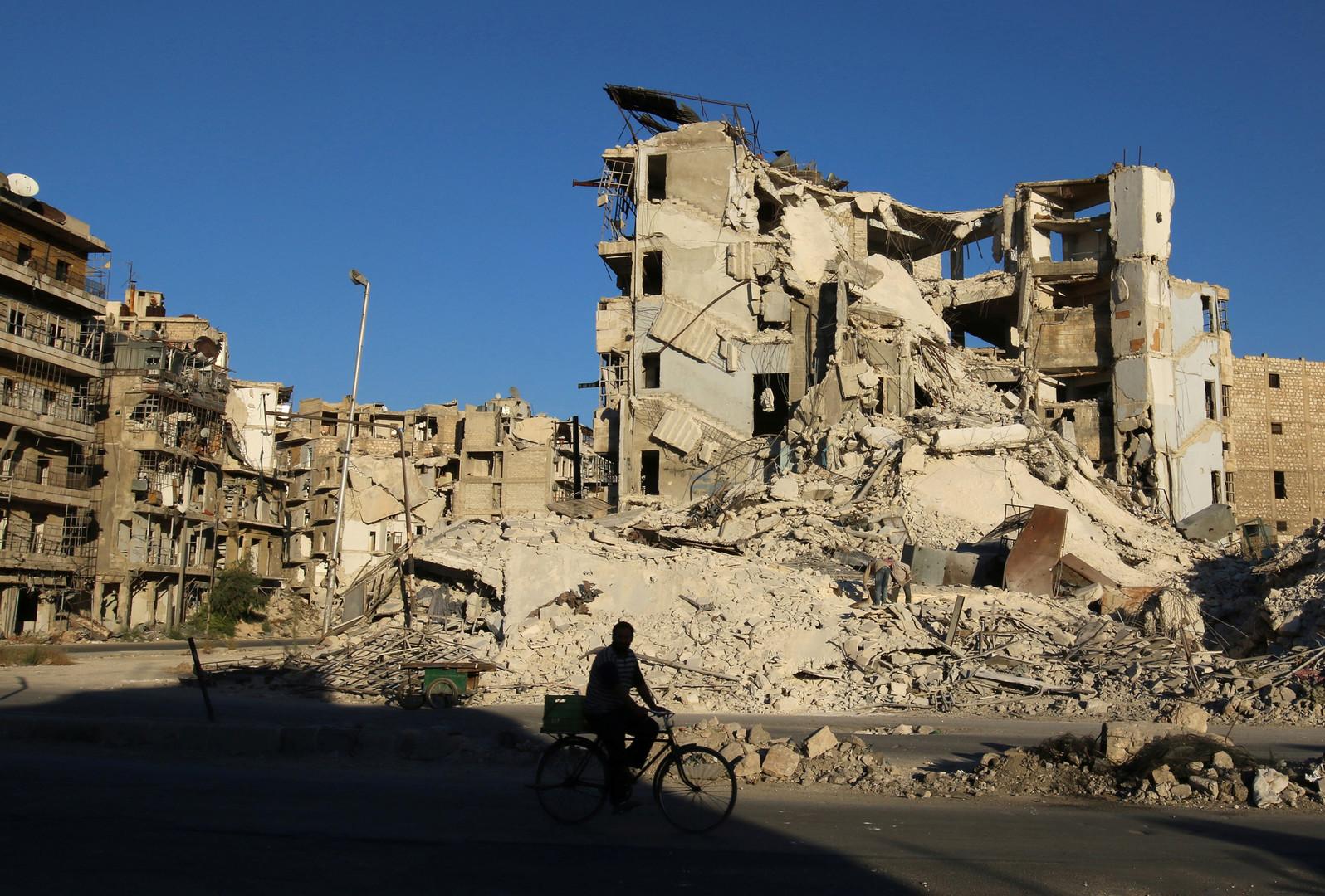 МИД Великобритании не исключил введения новых санкций против России из-за ситуации в Сирии