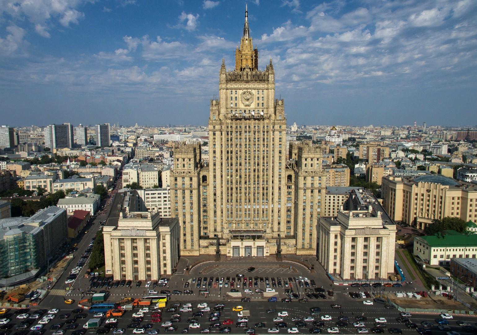 Полные тексты соглашений с США по Сирии, распространённые МИД России