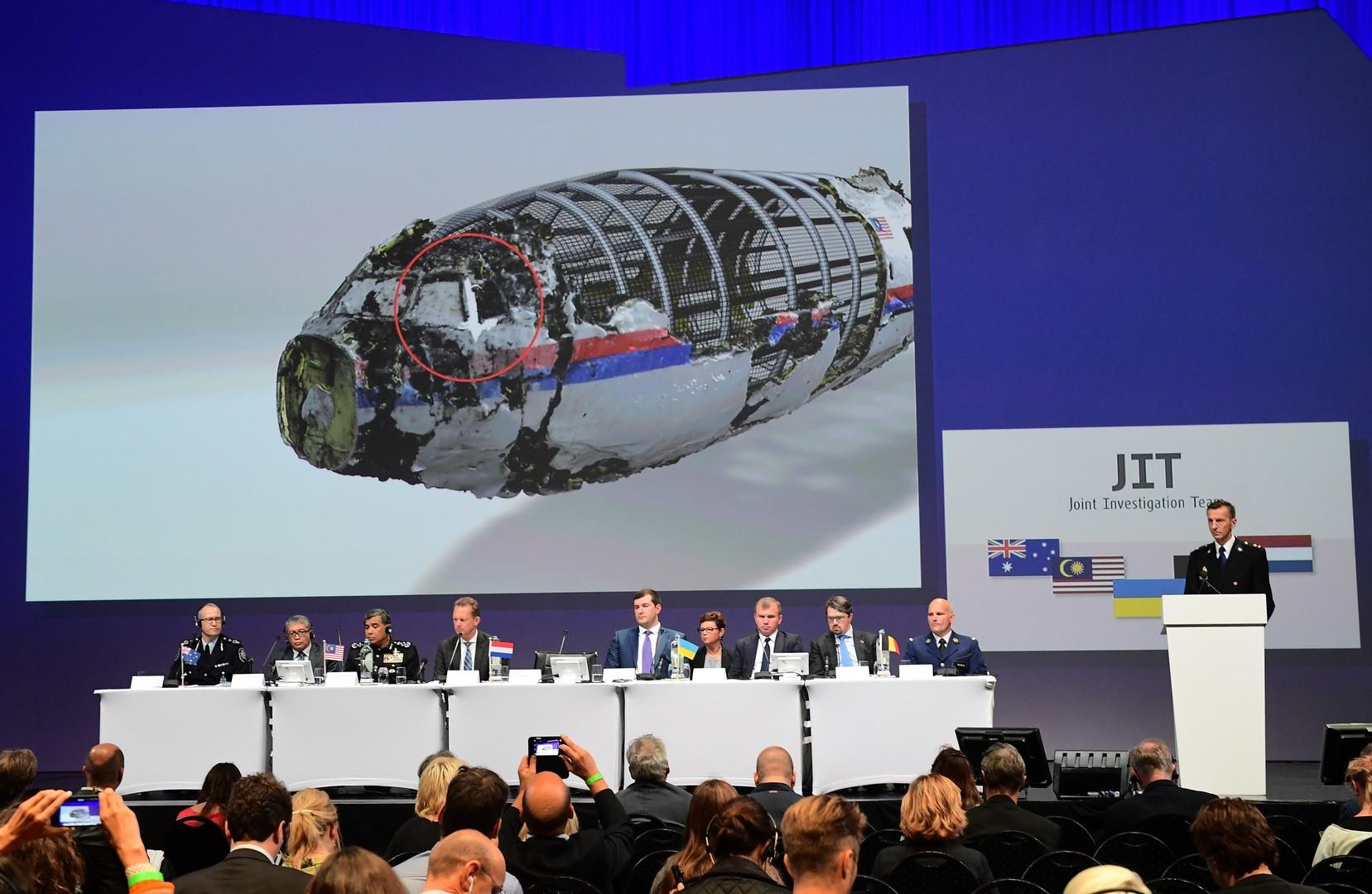 Эксперты о докладе по MH17: могли использовать снимки из космоса, а взяли фото из соцсетей