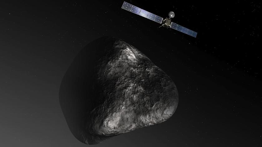 Прощание с «Розеттой»: завершается крупнейшая космическая миссия