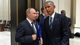 Двое из двадцатки: Путин и Обама обсудили Украину и Сирию наедине