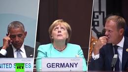 Мимика большой политики: G20 сквозь объектив телекамер
