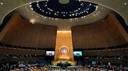 Великобритания, США и Франция созывают экстренное заседание СБ ООН по Сирии