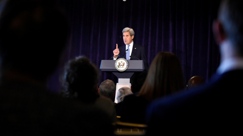 Керри допустил возможность участия Асада в следующих выборах в Сирии