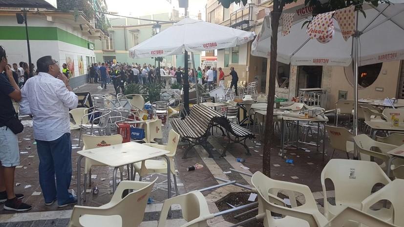 Более 70 человек пострадали при взрыве газового баллона в Испании