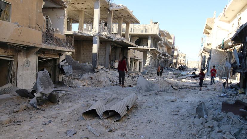 Санкции и авиаудары: Запад обсуждает способы нажима на Москву и Дамаск