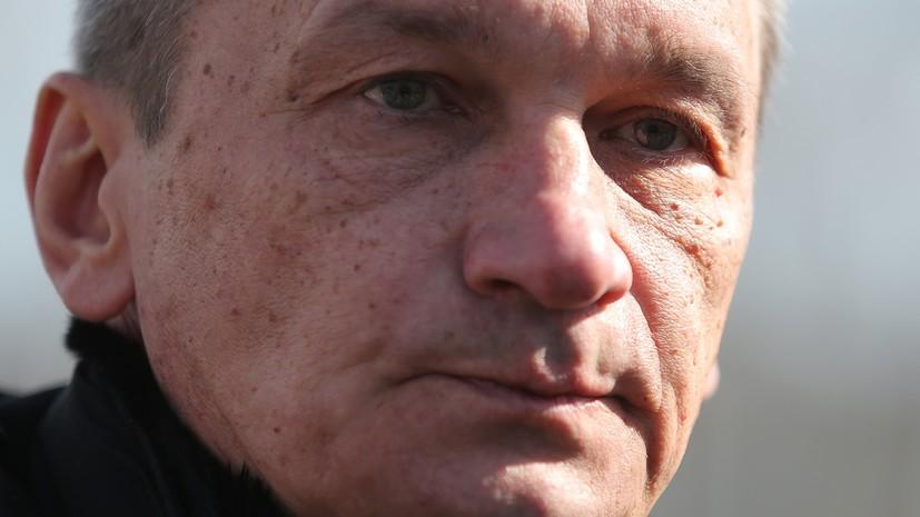 Красная карточка от однофамильца: смена власти в российском футбольном судействе