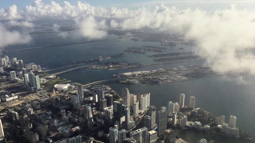 Повеяло «Мэтью»: жители Флориды бегут от самого мощного за 10 лет урагана