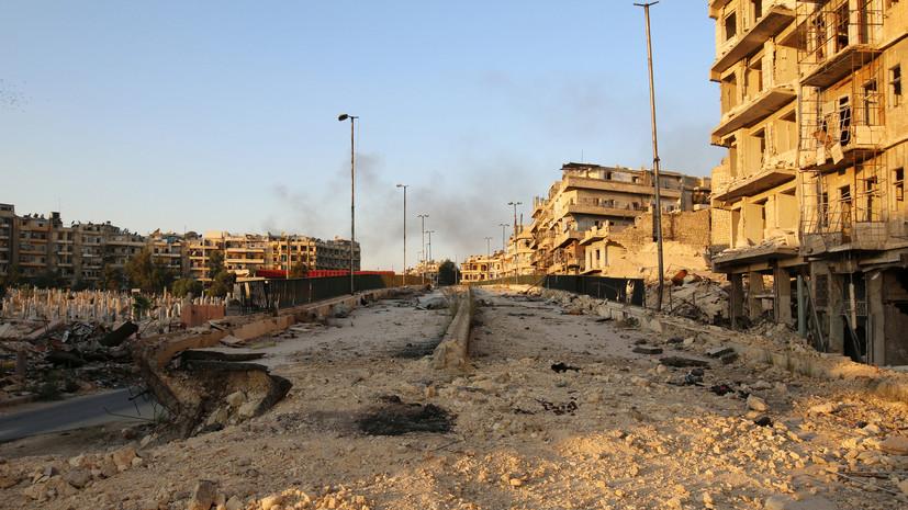 «Здравого смысла всё меньше»: Совбез ООН рассмотрит резолюцию Франции по Сирии