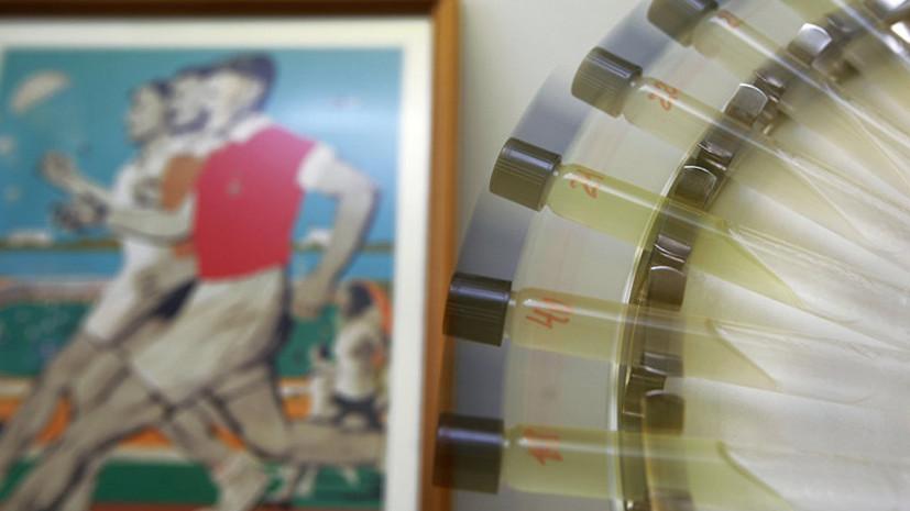 «Можно вообще разрешить всем принимать допинг»: экс-глава ОКР Тягачёв — RT о новом WADA