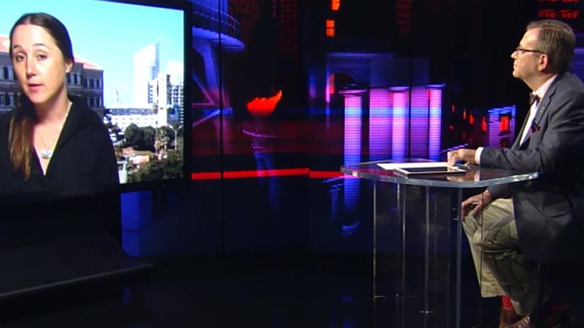 Белые не значит чистые: в эфире RTД - об истинных целях сирийской «гуманитарной миссии»