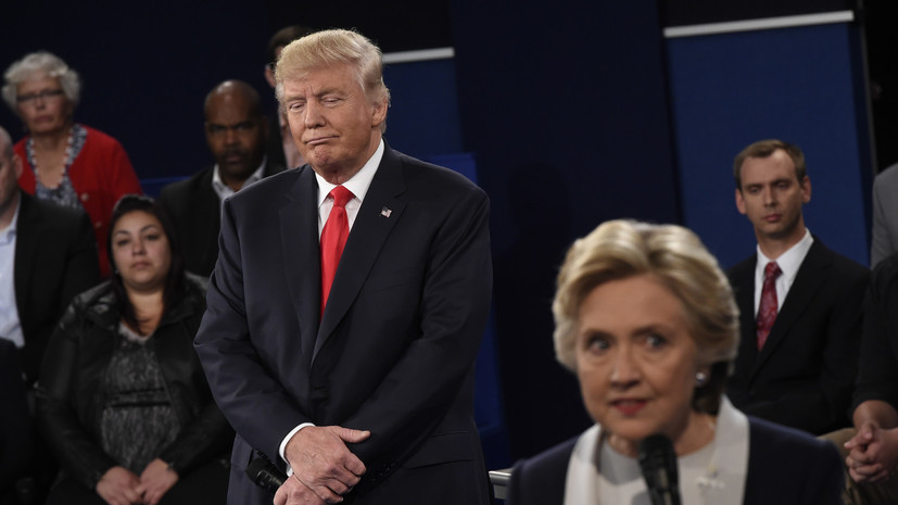 The Washington Post: у Трампа и Клинтон проблемы с пониманием России