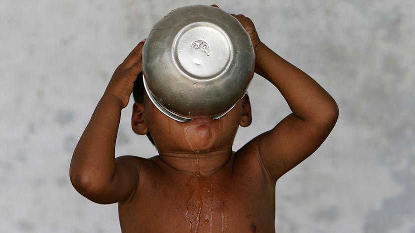 «Н2Ноль»: спецпоказ фильма RTД о нехватке воды в Индии