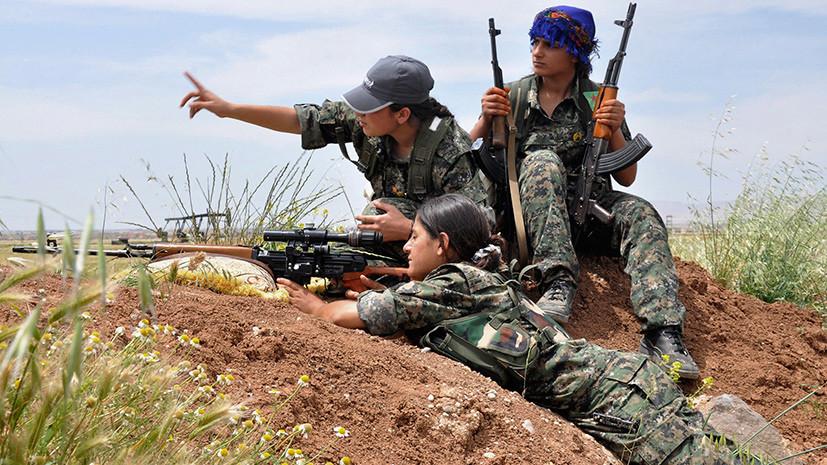 Эксперты — RT: США обвиняют Россию в геноциде курдов, чтобы заставить их воевать