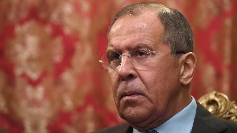 Террористы, хакеры и отношения с США: Лавров ответил на вопросы CNN