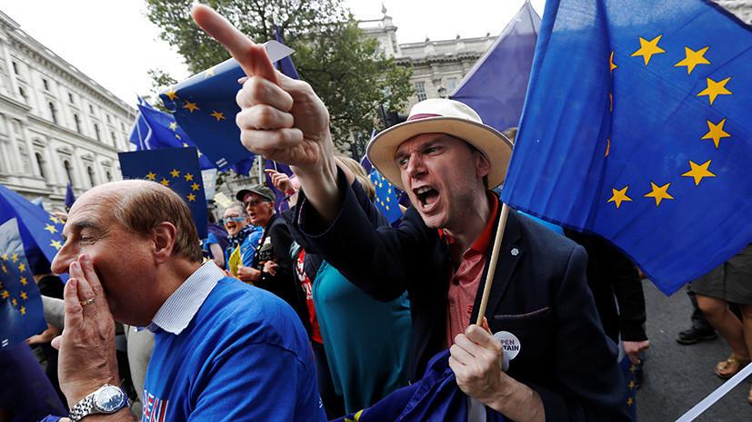 Безвыходный союз: Северная Ирландия может объединиться с Дублином, чтобы не выходить из ЕС