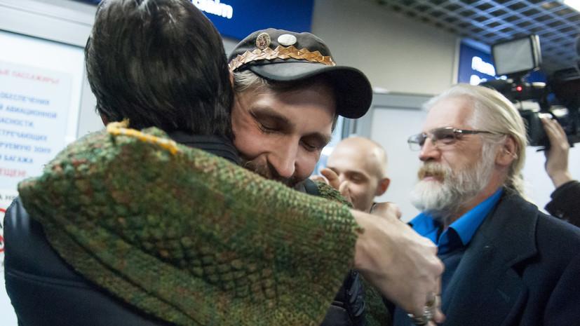 Три года в сирийском плену: как освобождали российского блогера Журавлёва
