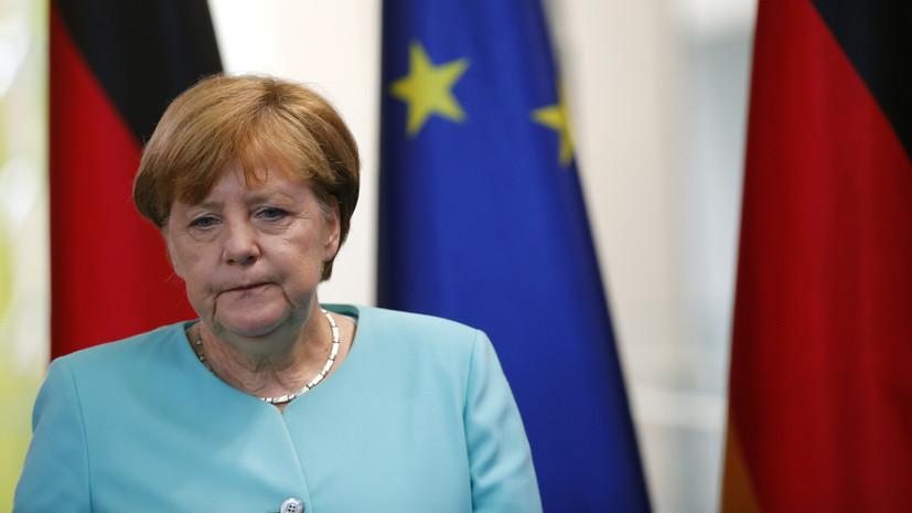 Непреклонная фрау: Меркель намерена убедить Европу ужесточить санкции против Москвы