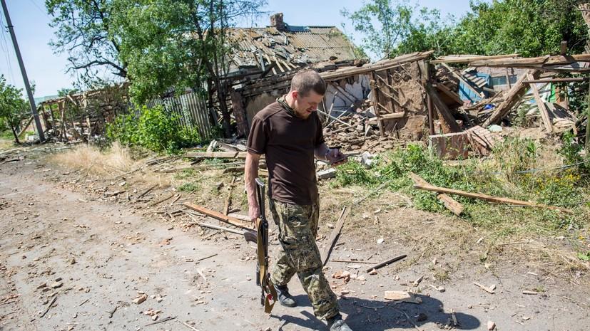 В Донецке убит командир ополчения ДНР Моторола