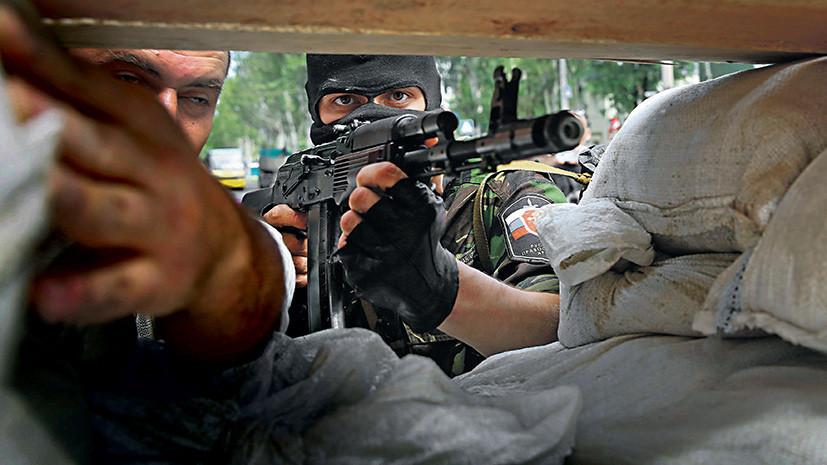 Убийство Моторолы может вызвать возобновление полномасштабных боевых действий в Донбассе