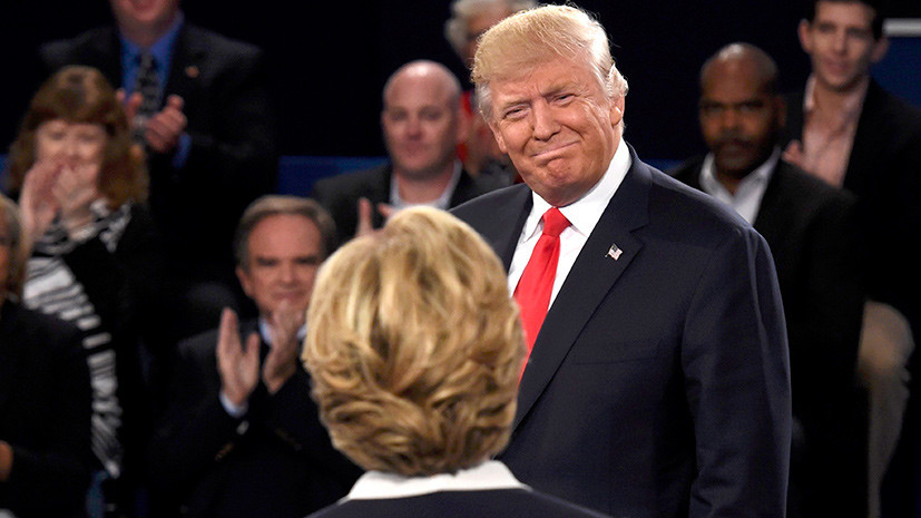 Американская история ужасов: о чём поспорят Клинтон и Трамп на финальных дебатах
