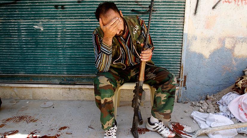 Гуманитарная пауза в Алеппо: уйдут ли боевики из сирийского города