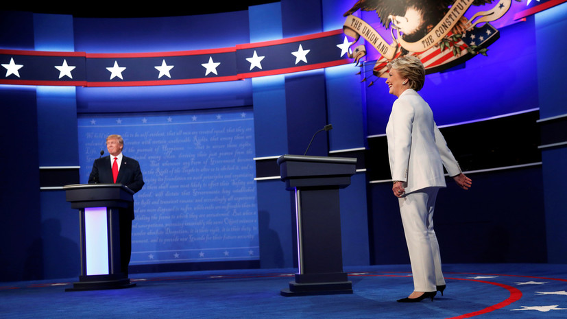 Слова скучнее, крики громче: третий раунд президентских дебатов в США