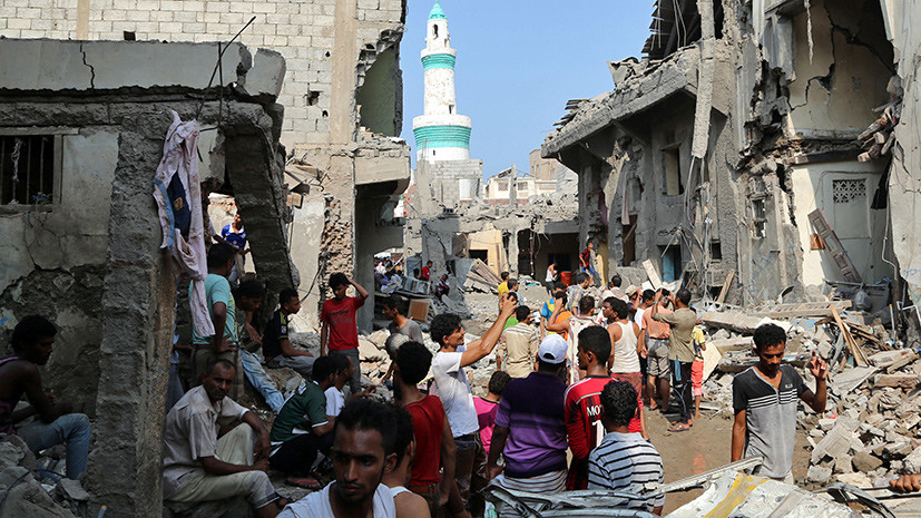 «Россия поддержала наши усилия»: спецпосланник ООН по Йемену о режиме прекращения огня