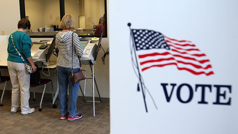 «Всё уже решено»: жители американского города Moscow о выборах и отношениях с Россией