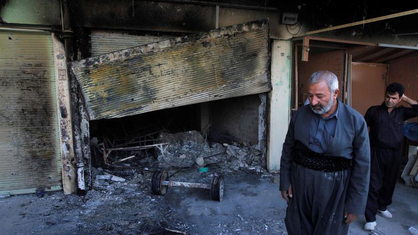Удары по мирным жителям как рутина: МО обвинило Запад в военных преступлениях в Ираке