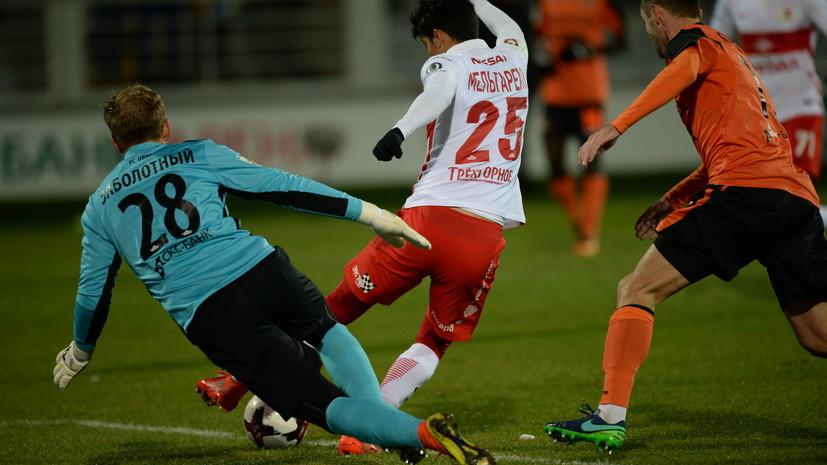 Красно-белые рекорды: «Спартак» впервые за девять лет подойдёт к дерби с ЦСКА лидером