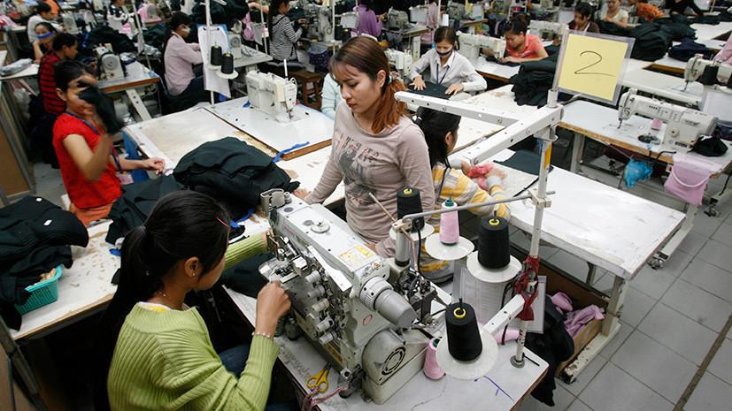 Жертвы моды: фильм RTД о бесправном положении работниц швейных фабрик в Камбодже