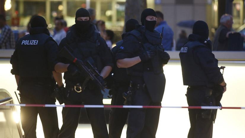Иракский рикошет: в Германии опасаются терактов в ответ на военные действия в Мосуле