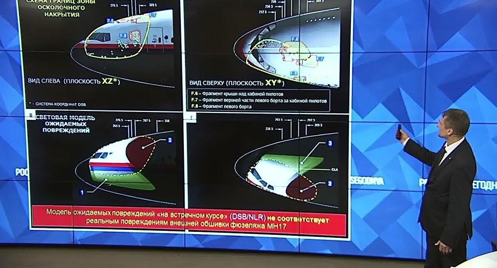 Пресс-конференция представителей концерна «Алмаз-Антей» и Лианозовского электромеханического завода, посвящённая предварительному докладу Совместной следственной группы по расследованию обстоятельств крушения Boeing 777, следовавшего рейсом MH17.