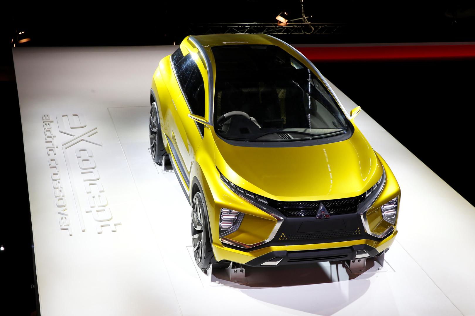 Mitsubishi Concept EX