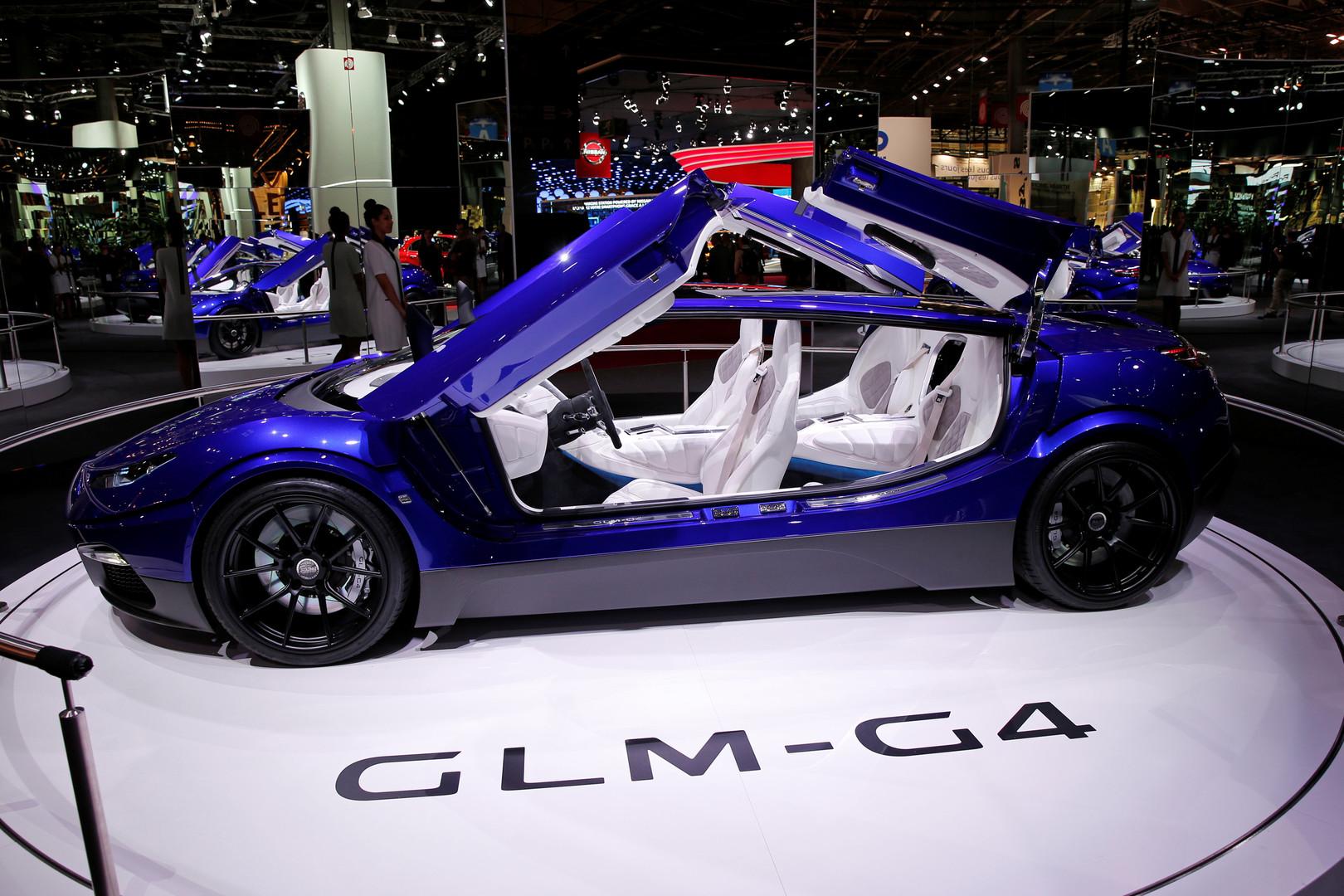 Roadyacht GLM-G4