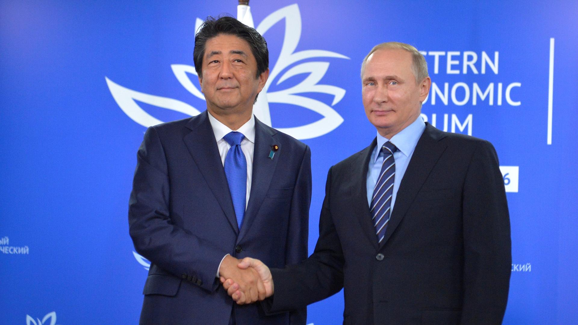 Nikkei: Япония пытается очаровать Россию инвестициями в Дальний Восток