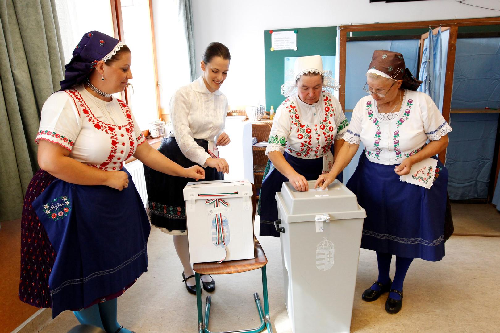 Венгерский референдум по беженцам не добирает явки