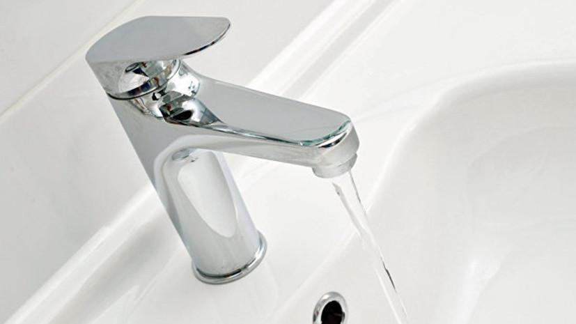 В Москве со следующего года повысятся тарифы на водоснабжение
