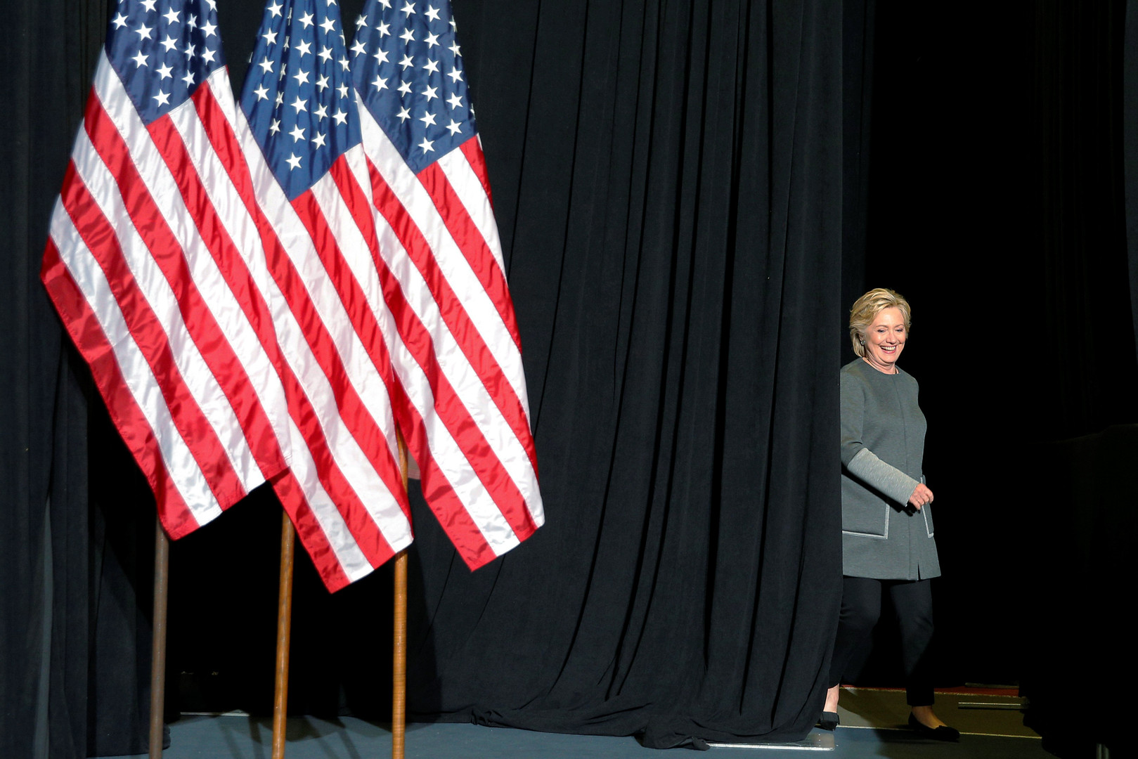 The Times: штаб Клинтон опасается «октябрьского сюрприза» с публикацией писем