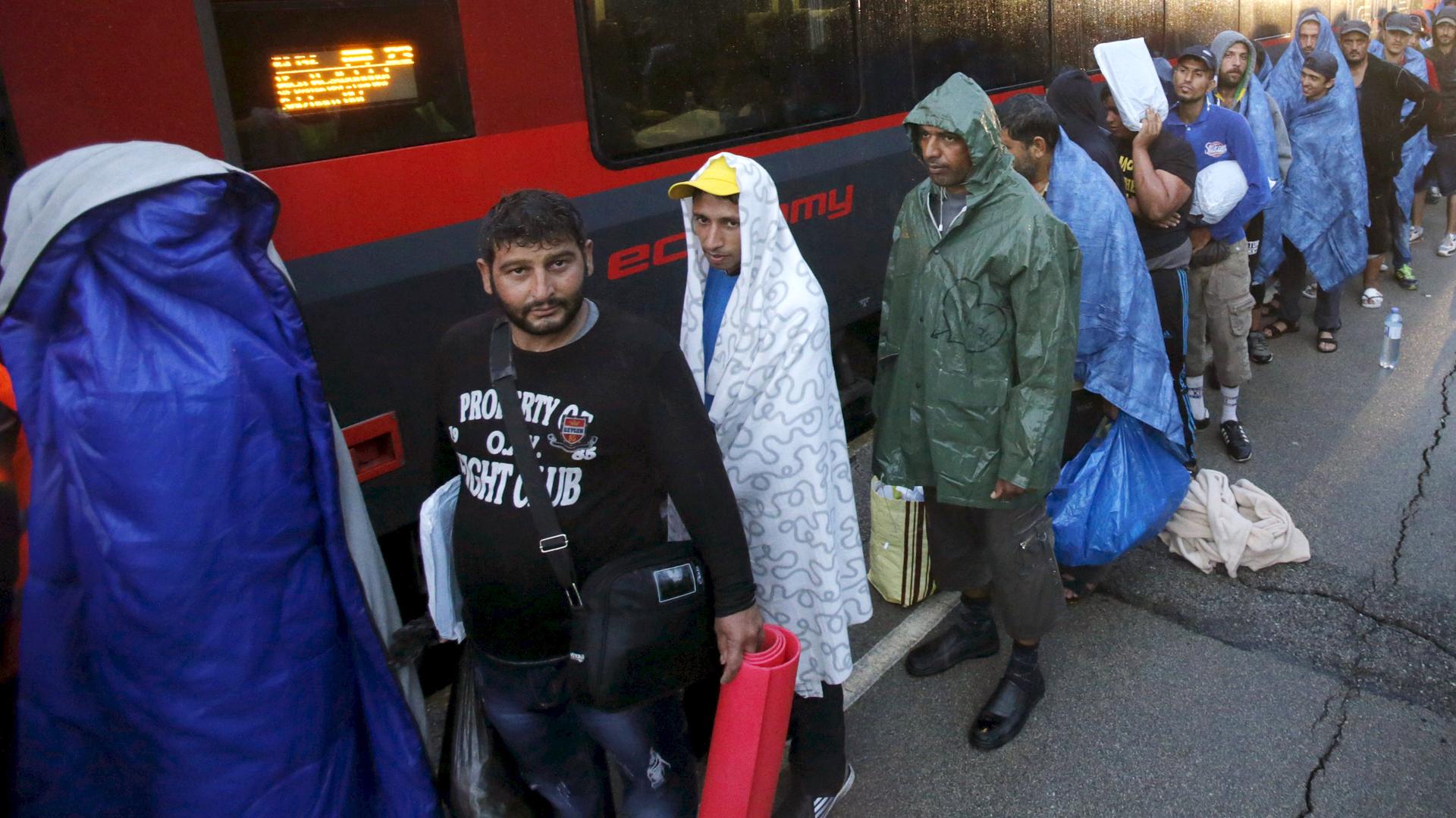 Венгерские правые: мы проведём референдум о выходе из ЕС, если в страну нахлынут беженцы