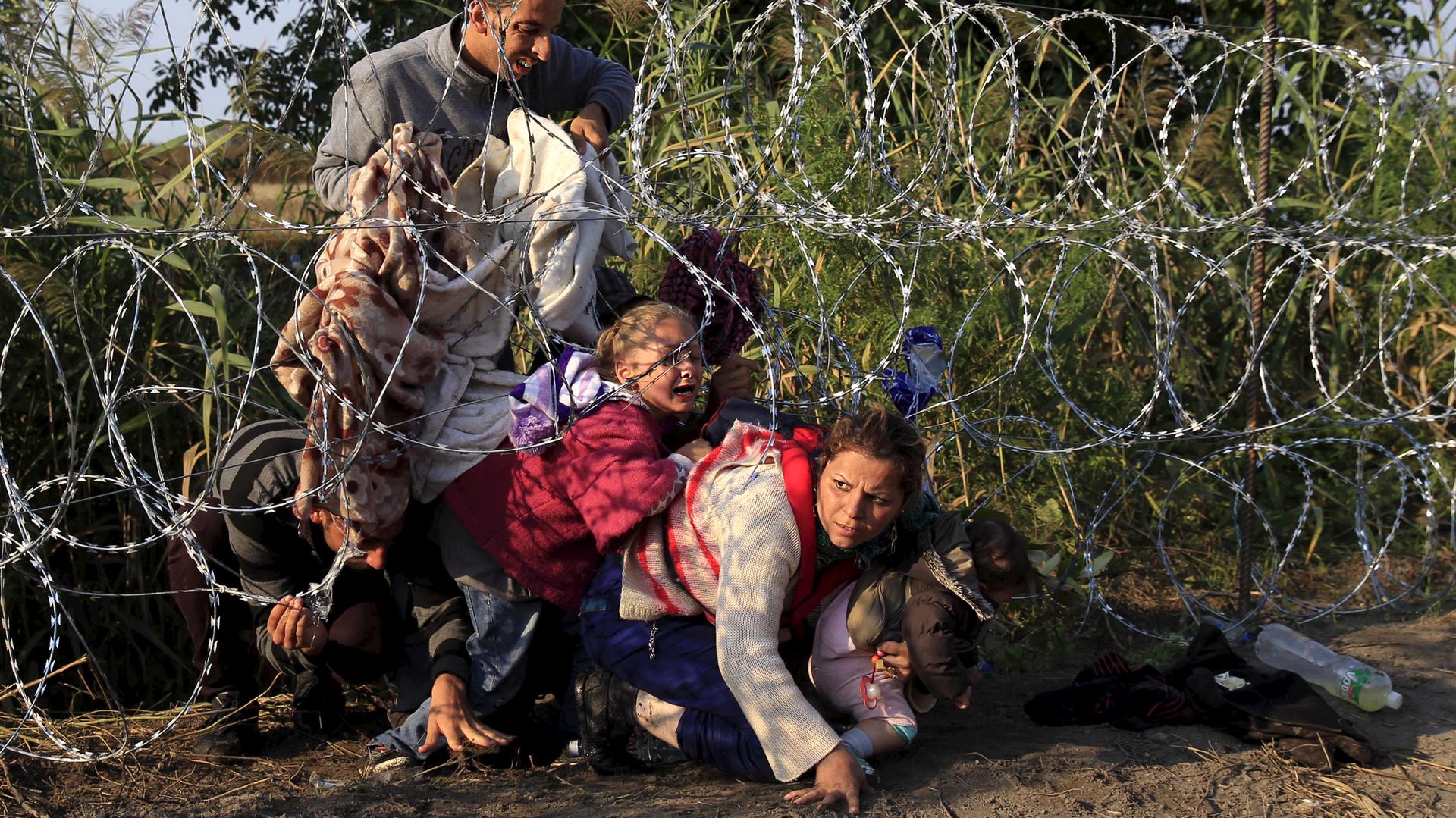 Восток против Запада: как мигранты разделили Европу